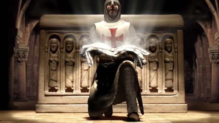 Templare_Sindone