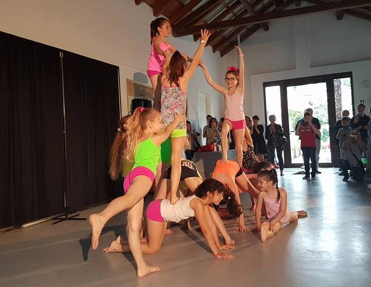 ginnastica acrobatica montebelluna