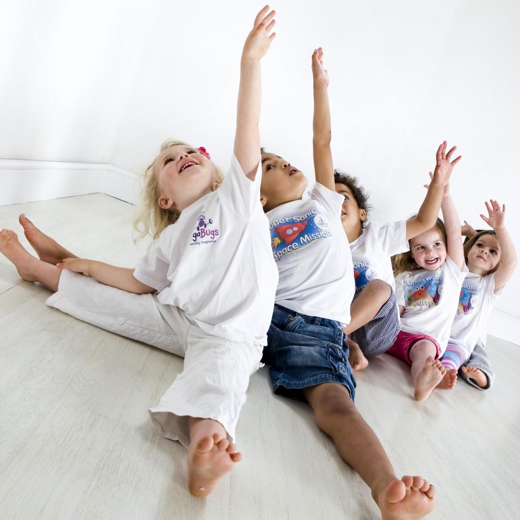 yoga bambini montebelluna