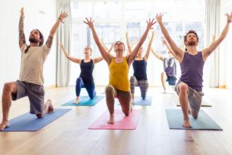 corsi yoga montebelluna